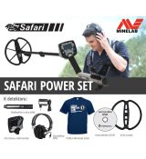 Minelab Safari - Power set